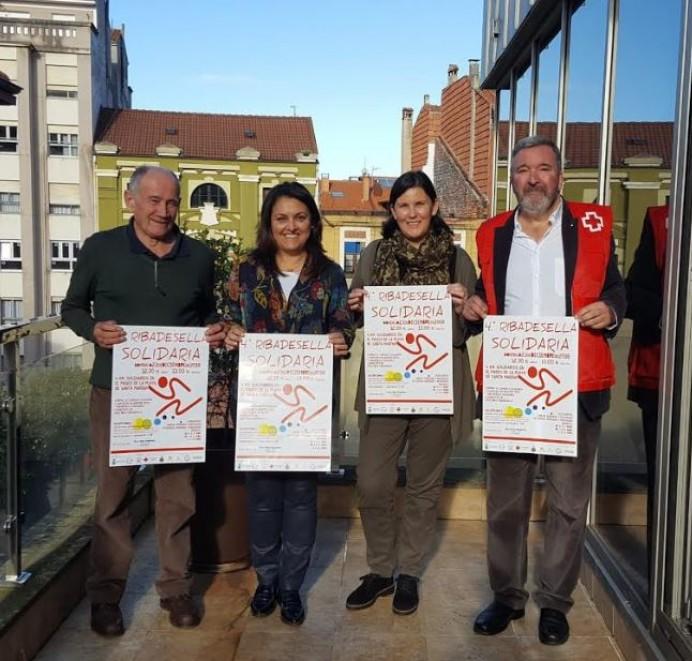 IV Carrera solidaria de Ribadesella, el próximo 23 de diciembre