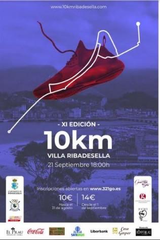 Presentación de la prueba de los 10Km Villa de Ribadesella