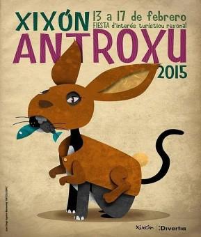 Antroxu Xixón 2015