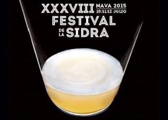 XXXVIII Festival de la sidra de Nava