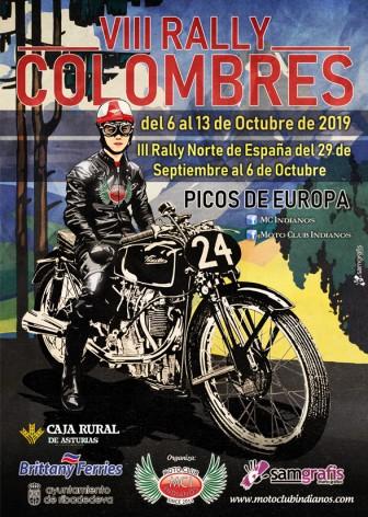 Vuelve la concentración de motos clásicas Rallye Colombres 2019