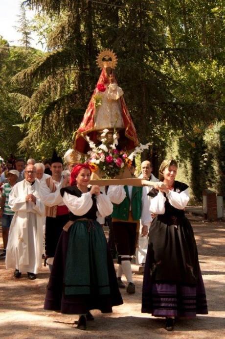 El Centro Asturiano de Madrid celebró el Día de Asturias en Madrid