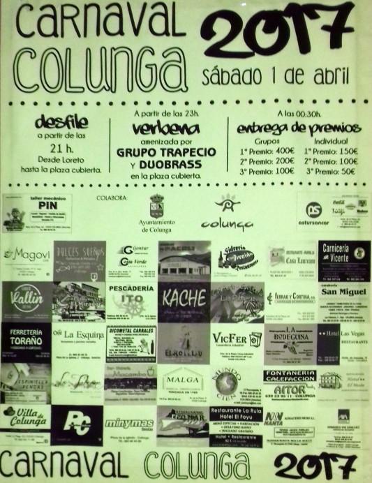 Carnaval de Colunga 2017
