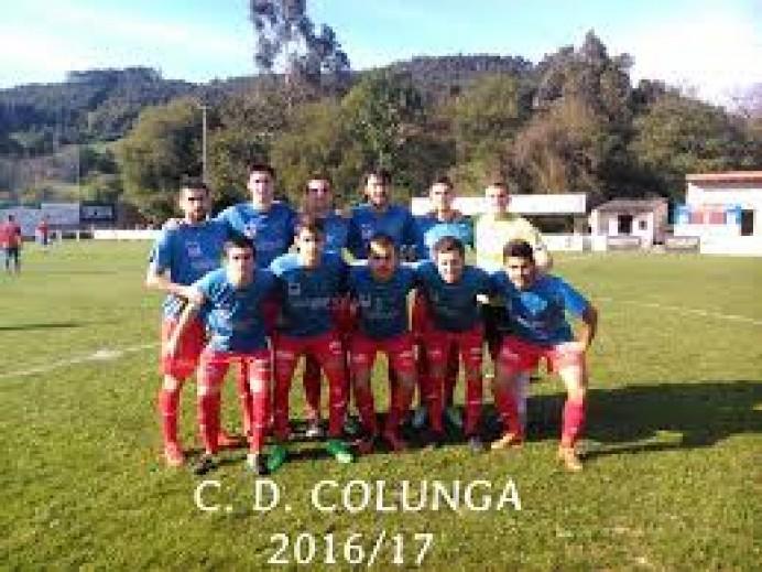 C.D. Colunga 2 - 1 C.D. Llanera.