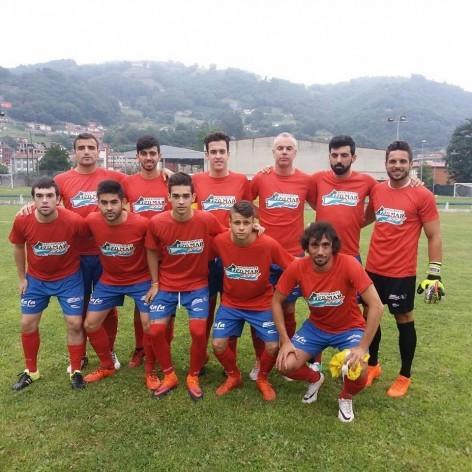 C.D. Colunga 0 - 1 San Martín R.A.