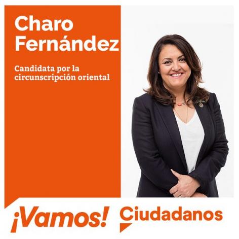 Entrevista a Charo Fernández Román, candidata de Ciudadanos por el Oriente de Asturias