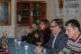 Entrega de premios Desafio Comarcas de Asturias