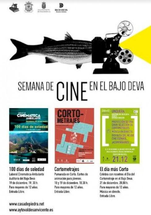 Semana del cine en el Bajo Deva
