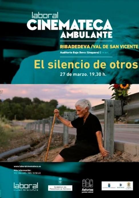 Vuelve Laboral Cinemateca Ambulante con un documental premiado con el Goya