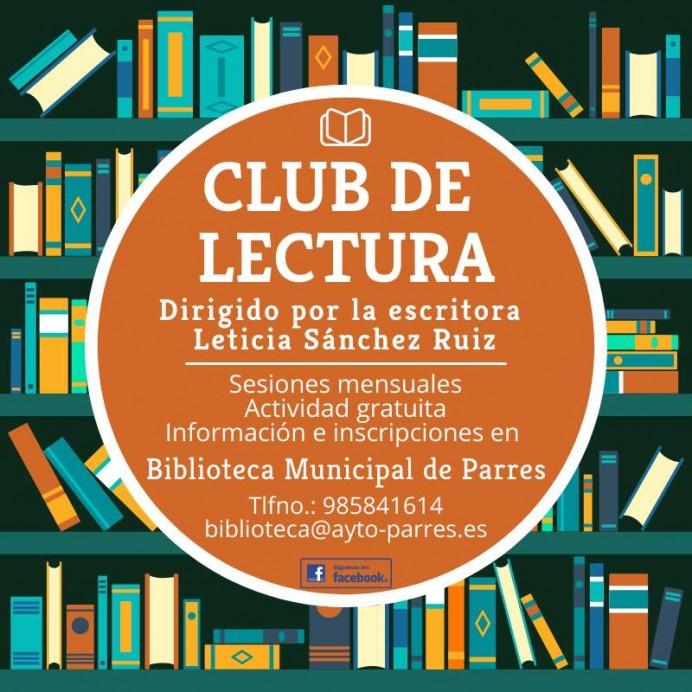 Club de la lectura