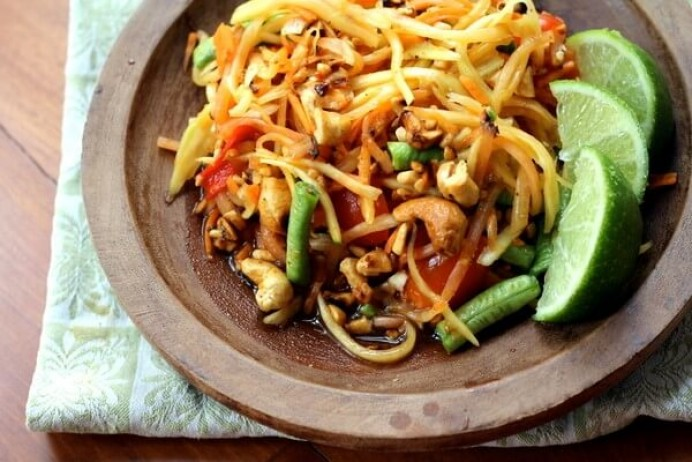 Los secretos y curiosidades de la verdadera comida tailandesa
