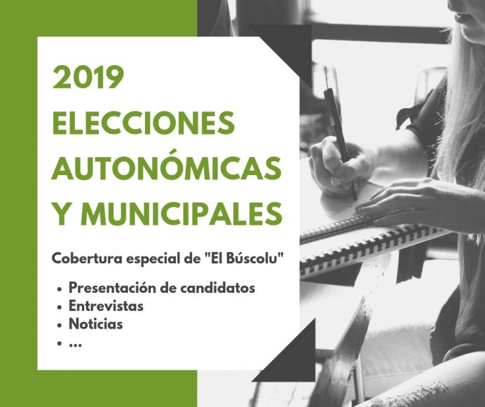 Elecciones 2019: entrevistas a candidatos a la alcaldía de los diferentes concejos