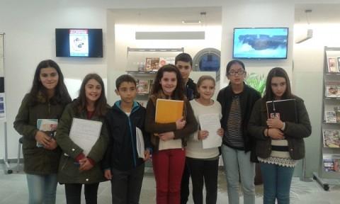 Colegio pe a t visita nueva oficina de turismo for Oficina turismo llanes