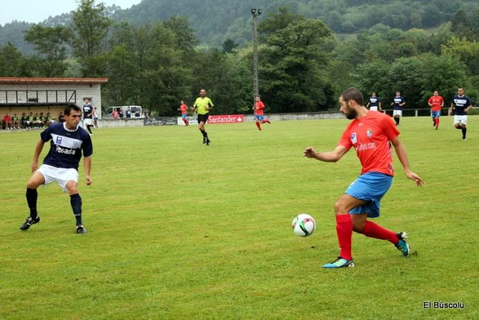 Club Marino de Luanco 1- CD Colunga 0