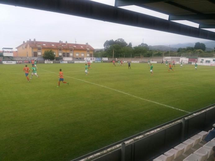Victoria del Colunga en la Copa Federación