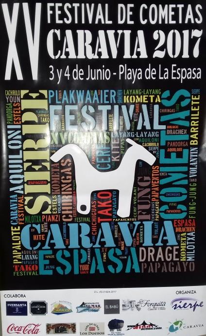 XV Festival de Cometas de Caravia