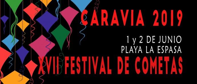 17ª edición del Festival de Cometas de Caravia
