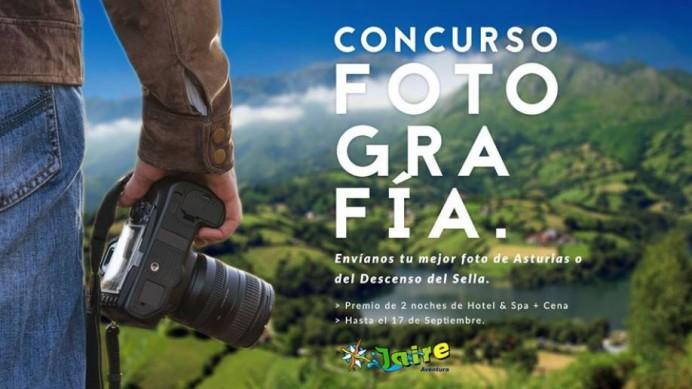 I concurso de fotografía Jaire Aventura