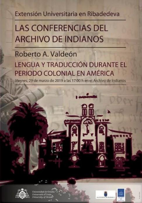 Conferencias del Archivo de Indianos