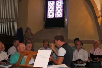 Misa por los difuntos de la parroquia. San Roque 2014