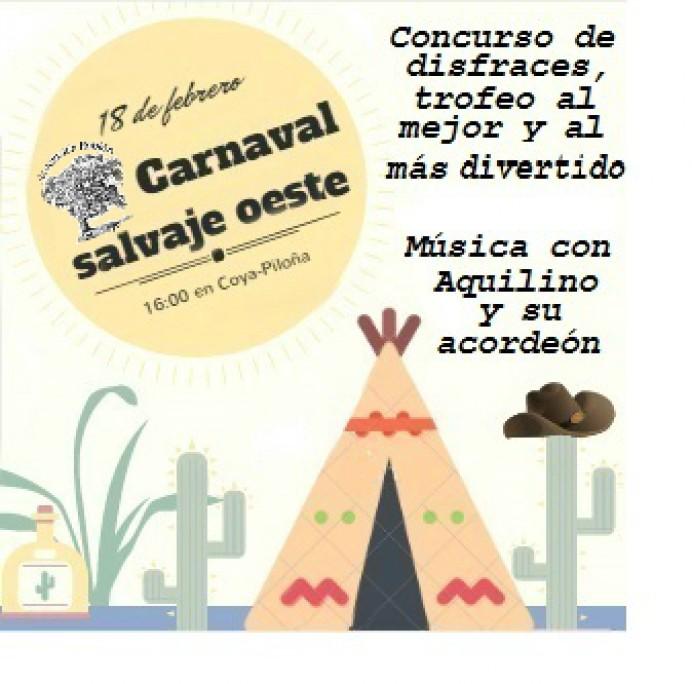 Carnaval: Coya se va al Oeste