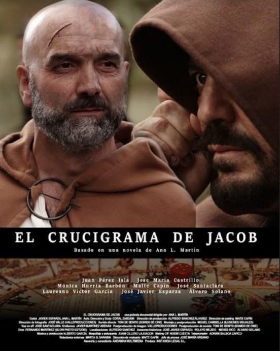 Proyección del docuficción Crucigrama de Jacob