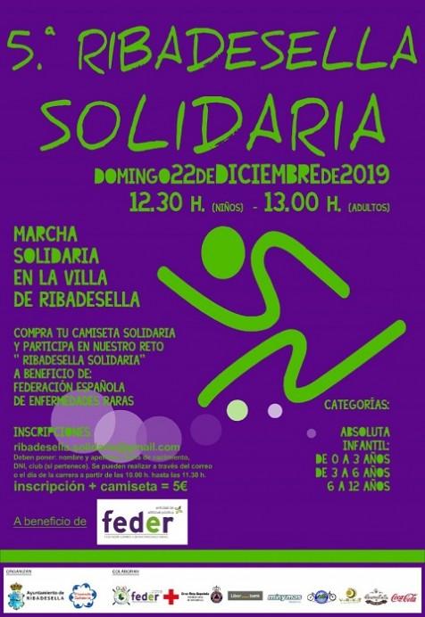 V Carrera Ribadesella Solidaria