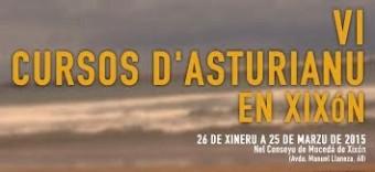 Últimos díes pa matriculase nos VI Cursos d'Asturianu  en Xixón, que tienen versión a distancia y dos niveles