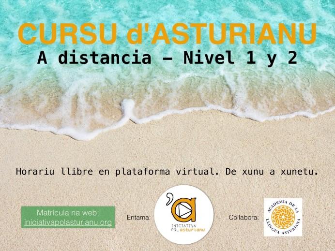 Iniciativa abrió güei el plazu de matriculación p'apuntase a los nuevos cursos d'asturianu a distancia