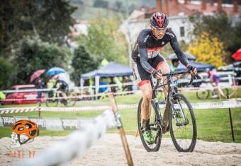 El maliayés Adolfo Crespo, en el Mundial de Ciclocross