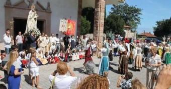 Fiesta de La Consolación de Caravia, por Javier de Montini y programa de fiestas