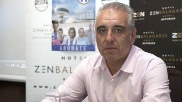 José Luis Rodríguez abandona el Colunga tras tres exitosas temporadas