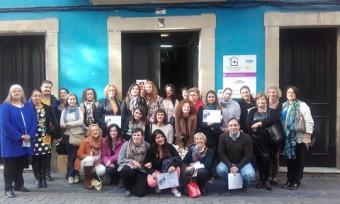 Clausura del curso de emprendedoras de Villaviciosa