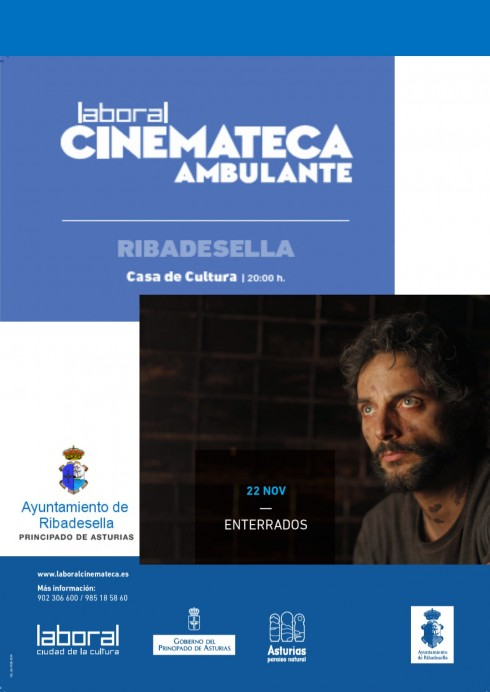 Cinemateca ambulante de la Laboral presenta: ENTERRADOS