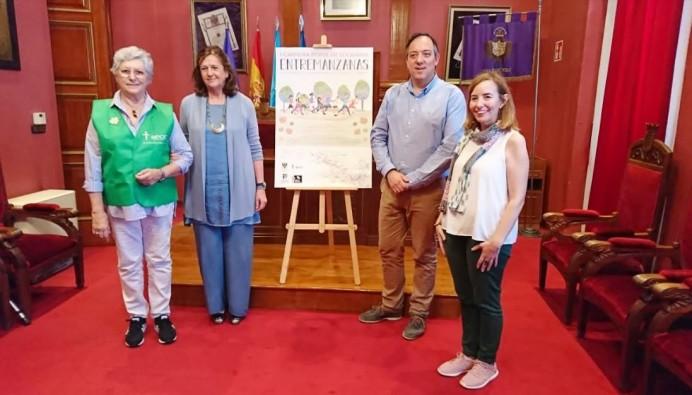La primera edición de la carrera solidaria ENTREMANZANAS, recaudará fondos para la Asociación Española Contra el Cancer