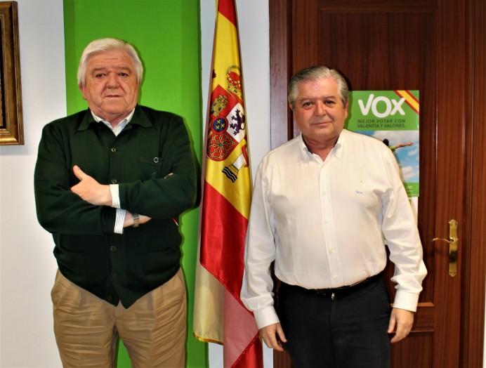 Entrevista a D. Rodolfo Espina Gutiérrez, presidente de VOX Asturias