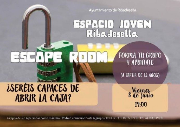 Escape Room en Ribadesella