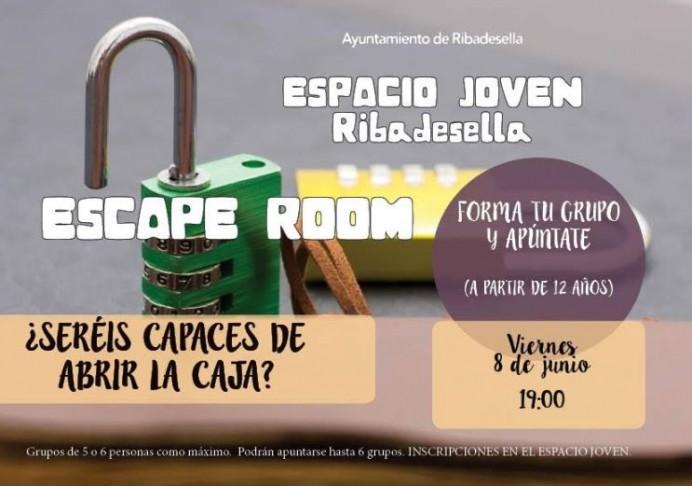 Escape Room en Ribadesella