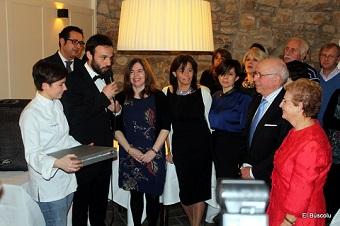 El Restaurante Eutimio celebra sus bodas de oro con una multitudinaria reinauguración