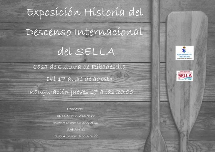 """Exposición """"Historia del Descenso Internacional del Sella"""""""