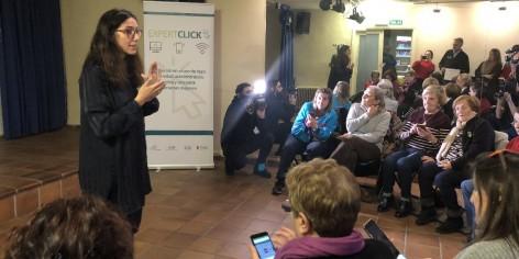 Expertclick acerca la tecnología a 1.000 mayores de la 'España vaciada'