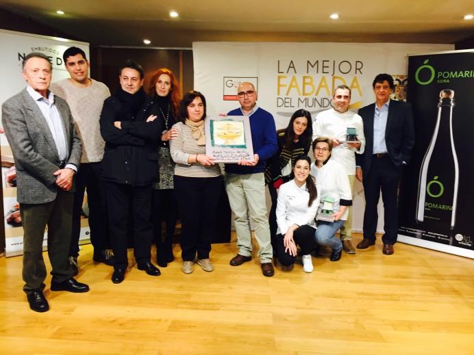 Finalistas Mejor Fabada del Mundo de fuera de Asturias