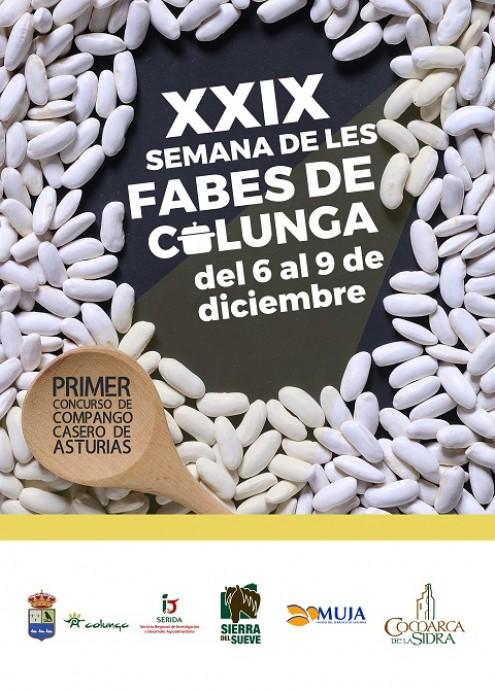 XXIX Feria de les Fabes de Colunga 2019