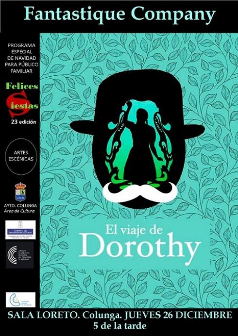 Teatro infantil: El Viaje de Dorothy