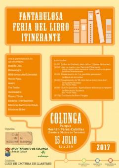 Fantabulosa Feria del Libro Itinerante en Colunga