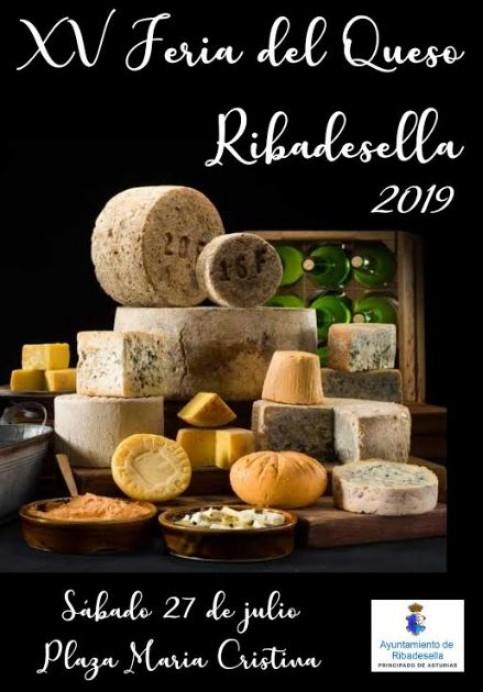 XV Feria del queso de Ribadesella