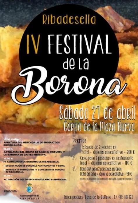 IV Festival de la Borona de Ribadesella