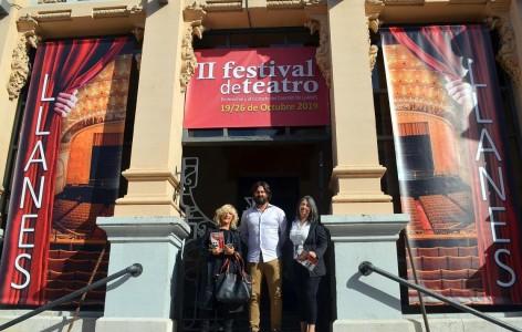 II Festival Teatro Profesional y Aficionado Concejo de Llanes