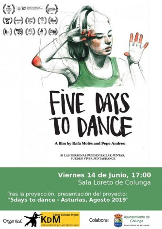 Five days to dance en Colunga