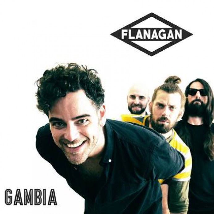 El grupo Flanagan presenta su single GAMBIA